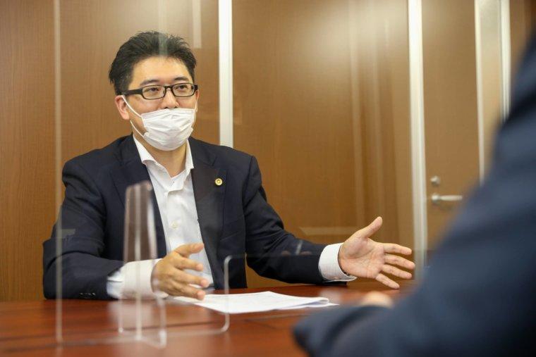 ひばり法律事務所_取材2